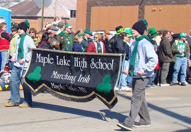 school-parade