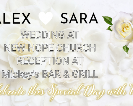 Wedding-Celebrate this Special Day with Us