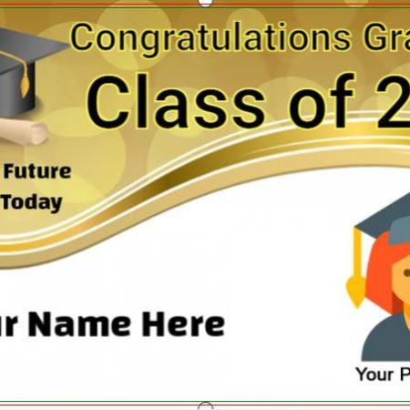 Class of 2021 Congratulations!