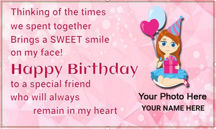 Happy Birthday Bestie!