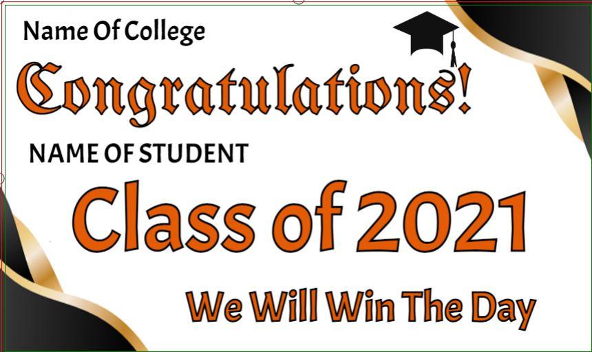 Graduation Ceremony!
