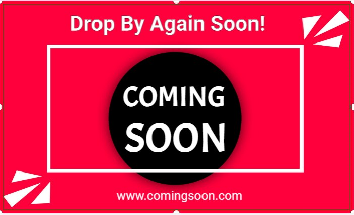 Drop By Again Soon!