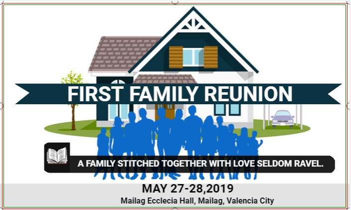 A FAMILY STITCHED TOGETHER WITH LOVE SELDOM RAVEL.