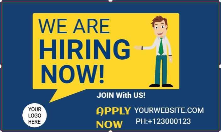 WE'RE HIRING JOIN With US!