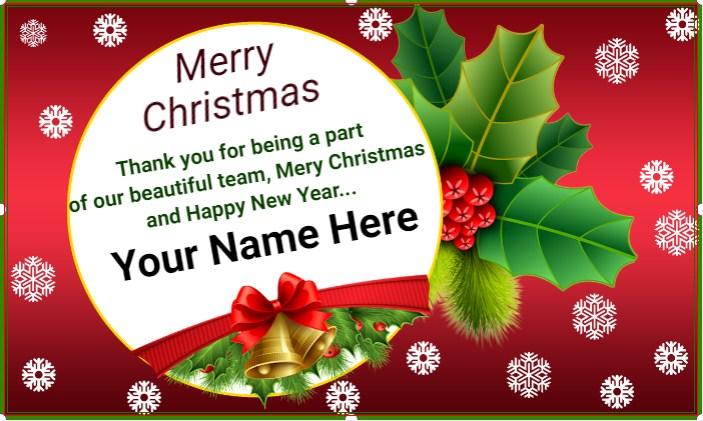Christmas Banner!